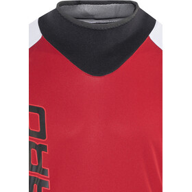 Camaro Competition Top Short Sleeve Unisex rot/weiß